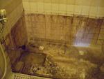 浴室クリーニング&浴槽の取替工事