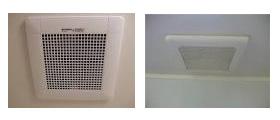 浴室・トイレ・洗面所etc 換気扇取替